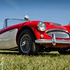 Austin Healey 3000 Mk III - Christopher Buff, www.Aviationbuff.com
