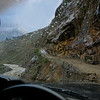 The road to Tarashing, near Astore, Gilgit Baltistan