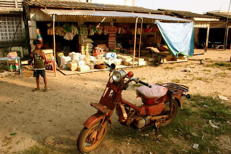 Village life, Koh Kong, Cambodia