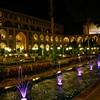 Our hotel in Esfahan, Iran was actually a converted caravanserai, originally built during the Silk Road era