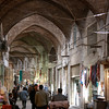 Esfahan's covered bazaar, dating back to the 17th century
