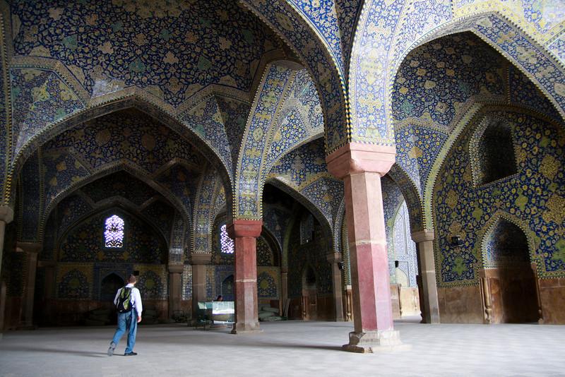 Masjed-e-Shah, Esfahan