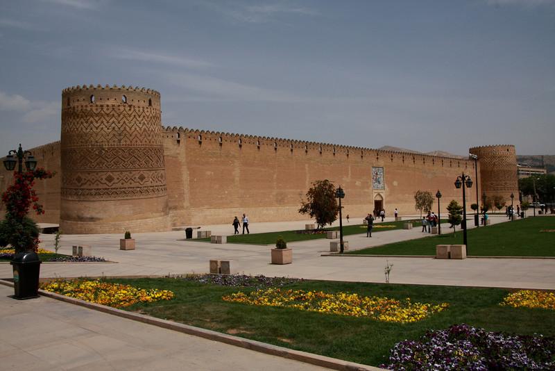 The citadel of Zand in Shiraz, Iran