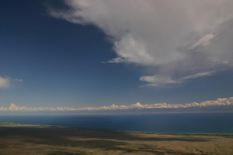 Lake Issykul, Kyrgyzstan