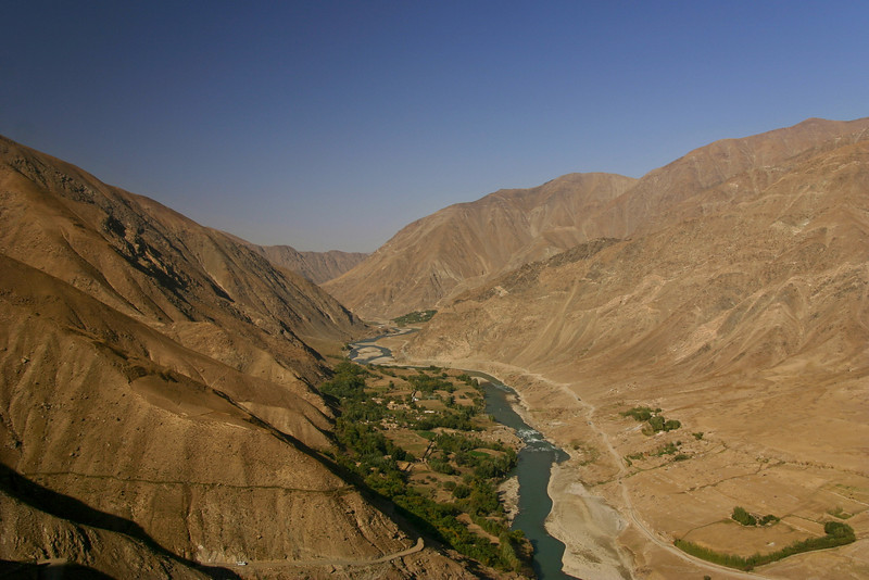 A remote and enticing valley east of Faizabad in Badakshan, Afghanistan