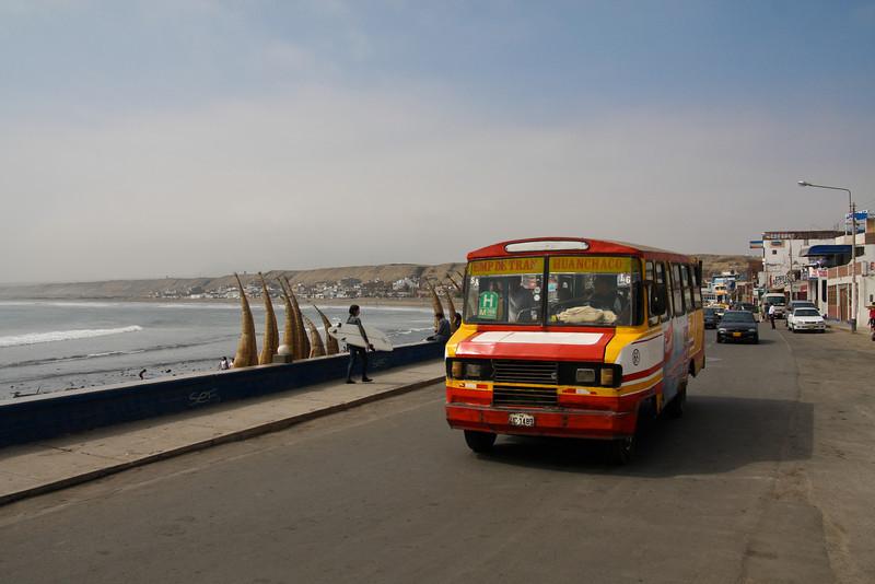 Huanchaco, Peru