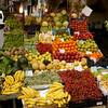 Fruit market in Istanbul