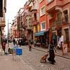 Street scene in Istanbul, Turkey