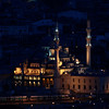 Old and new, Istanbul