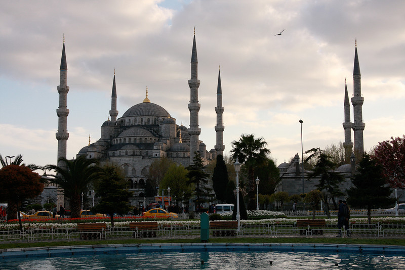 The Blue Mosque in Istanbul is often considered one of the most beautiful mosques in the world