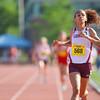 Bryanna Allison wins the 1 mile at MIAA State Open Championship in 5:00.73