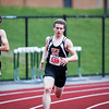Ryan Lucken motored to a state leading 400m win (49.07) at the Coaches Invitational.