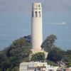 Coit Tower, San Francisco, California.
