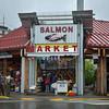 Salmon Market, Ketchikan, Alaska.