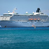 Crystal Symphony, George Town, Grand Cayman, British West Indies.