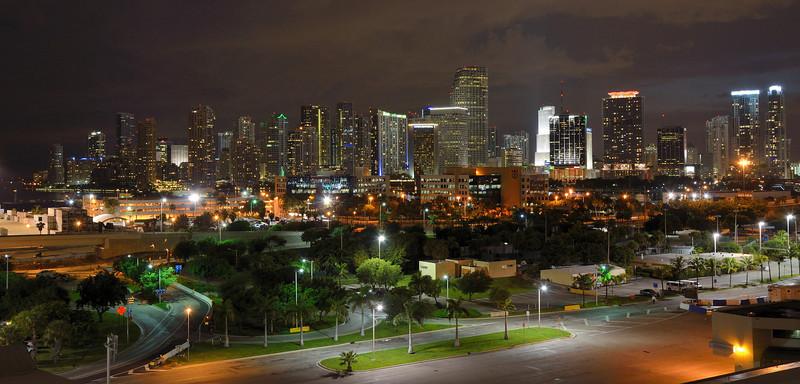 Miami from Crystal Symphony