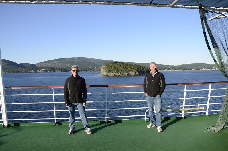 Bar Harbor, Maine, USA.