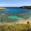 Hanauma Bay Nature Preserve, Honolulu.