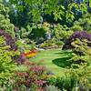 Butchart Gardens, Victoria Canada