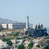 Alcatraz, San Francisco,  California.