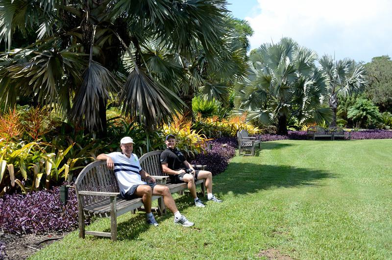 Fairchild Tropical Botanic Garden, Miami Florida.