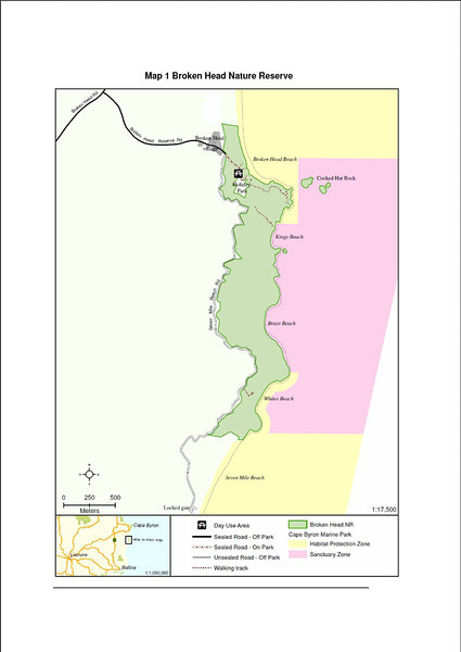 Broken Head Nature Reserve Draft Plan