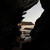 Whites Beach cave