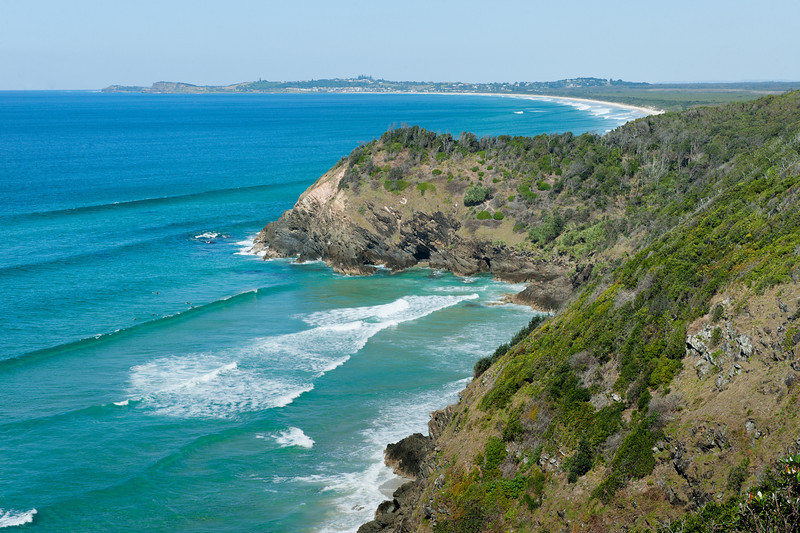 Broken Head Nature Reserve. Lennox Heads, New South Wales.