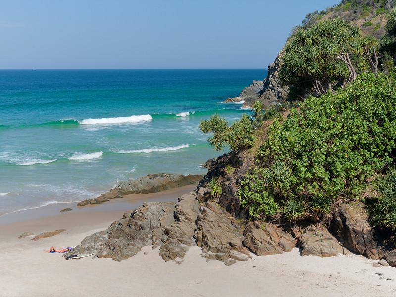 Broken Head Nature Reserve is located 6 kms south of Byron Bay, on the far north coast of NSW.