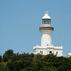Byron Bay lighthouse, NSW.
