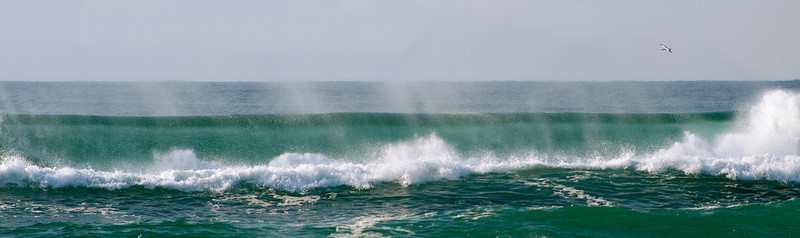 Seven Mile Beach wave, New South Wales.