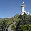 Byron Bay lighthouse.