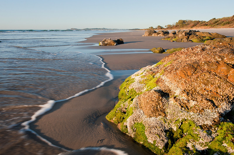 Seven Mile Beach, Broken Head Nature Reserve. New South Wales