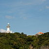 Byron Bay lighthouse, NSW.