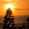 Seven Mile Beach sunrise,New South Wales.