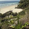 Beautiful secluded beach located at Broken Head just south of Byron Bay.