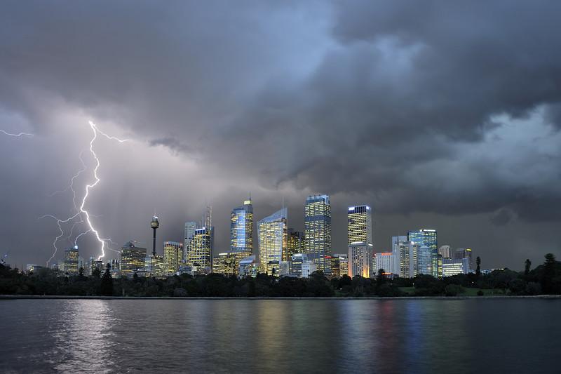 Lightning Sydney