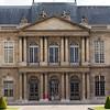 National Archives in Hotel de Soubise Paris