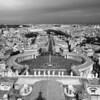 St. Peter's Basilica in Vatican City. Rome.