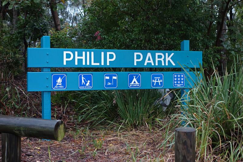 Philip Park, Federation Walk Coastal Reserve.