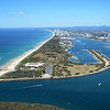 Aerial images The Spit, Gold Coast, Queensland.<br /> 20th August 2013.