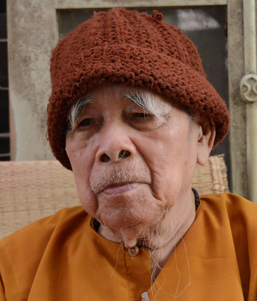 Priest, Nha Trang, Vietnam.