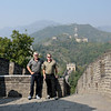 Mutianyu Great Wall, near Beijing, China.