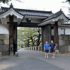 Tayasu gate of the former Edo Castle, Toyko, Japan.