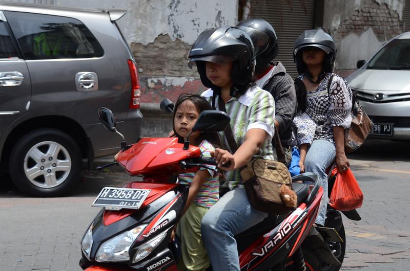 Semerang, Indonesia.