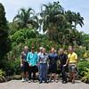 Peter, Stan, Jim, Rob, Gary, Ken and John.<br /> Singapore Botanic Gardens. 25th April 2008.