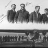 To Flight Lieutenant and Mrs Garnet Malley from Sir Charles Edward Kingsford Smith and others