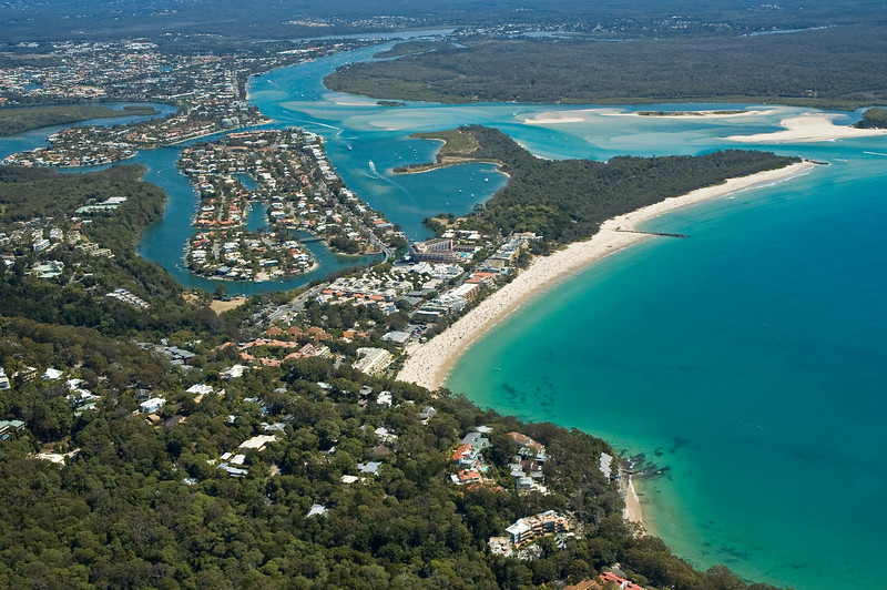 Noosa Heads, Sunshine Coast, Queensland.