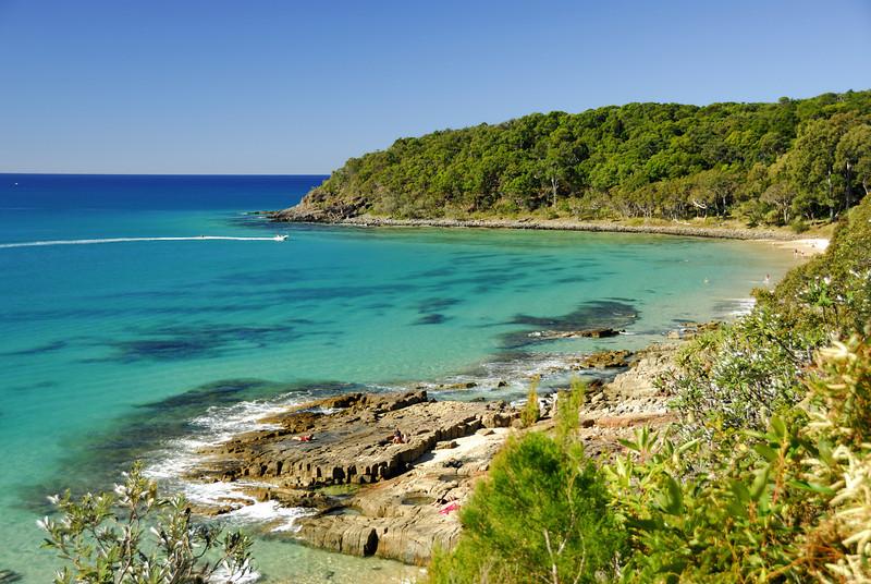 Noosa National Park, Sunshine Coast, Queensland.