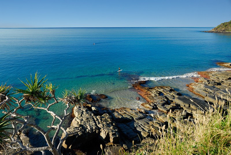 Noosa National Park Queensland Australia